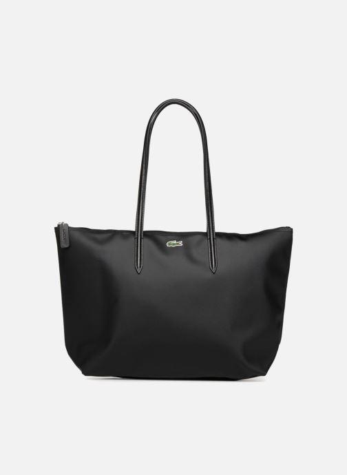 Handtassen Lacoste L.12.12 Concept L Shopping Bag Zwart detail