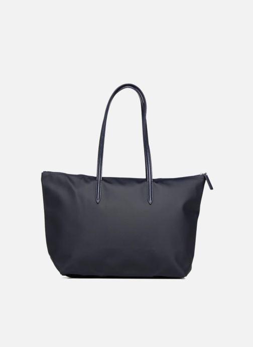 Sacs à main Lacoste L.12.12 Concept L Shopping Bag Bleu vue face