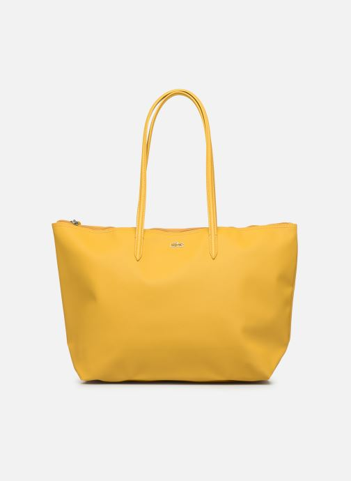 Handbags Lacoste L1212 CONCEPT Yellow detailed view/ Pair view