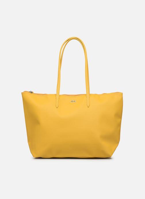Handtaschen Lacoste L1212 CONCEPT gelb detaillierte ansicht/modell