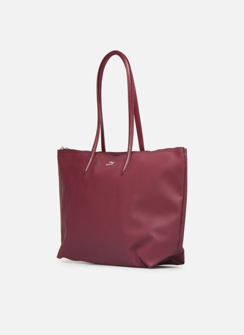 Handbags Lacoste L1212 CONCEPT Burgundy model view