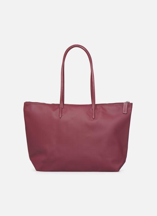 Handbags Lacoste L1212 CONCEPT Burgundy front view