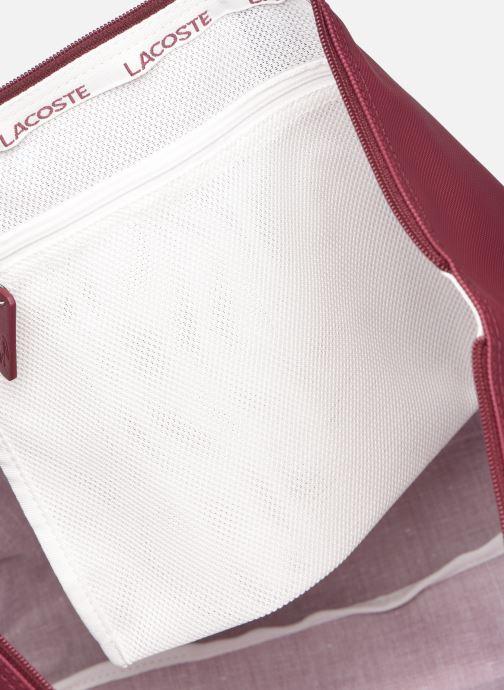 Handbags Lacoste L1212 CONCEPT Burgundy back view
