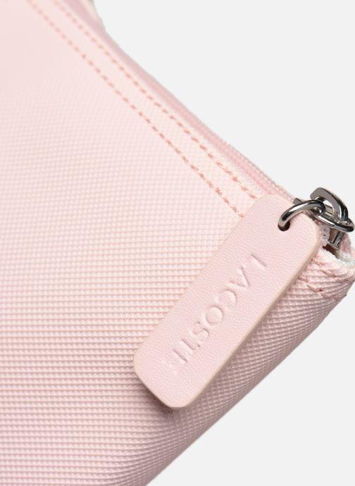 Handtassen Lacoste L.12.12 Concept L Shopping Bag Roze links