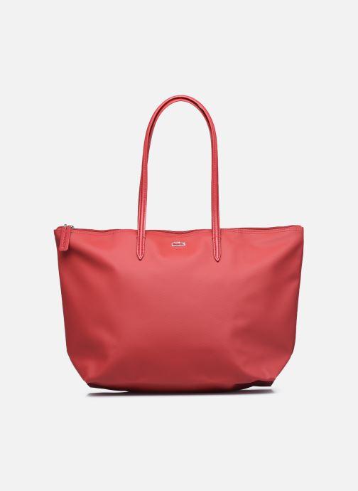 Sacs à main Lacoste L.12.12 Concept L Shopping Bag Bordeaux vue détail/paire
