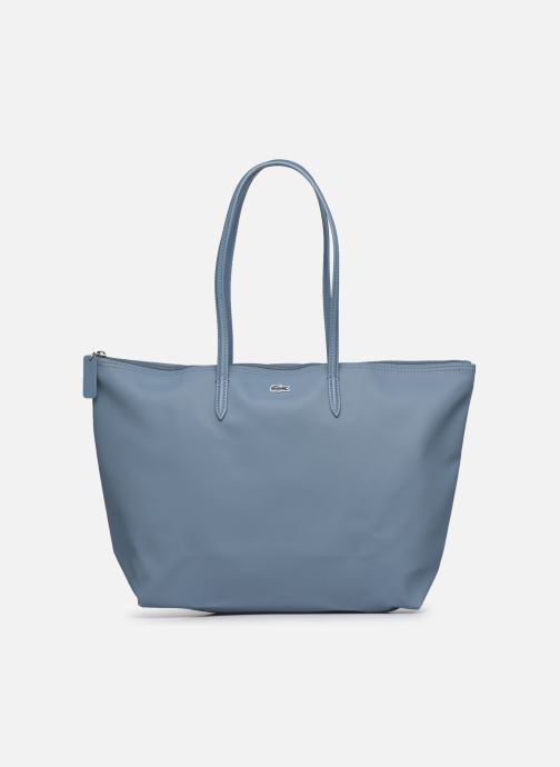 Sacs à main Lacoste L.12.12 Concept L Shopping Bag Bleu vue détail/paire
