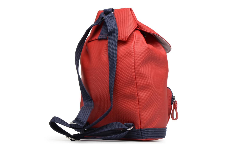 S WOMEN B66 MARS BACKPAK PEACOAT RED CLASSIC Lacoste O15dwWzq1