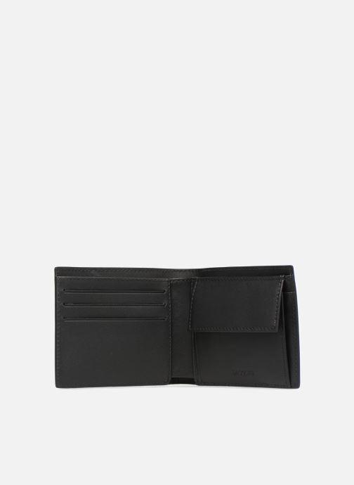 Portemonnaies & Clutches Lacoste BILLFOLD COIN schwarz schuhe getragen