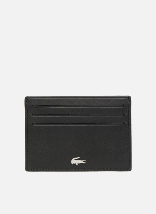 Portemonnaies & Clutches Lacoste BILLFOLD COIN schwarz ansicht von vorne