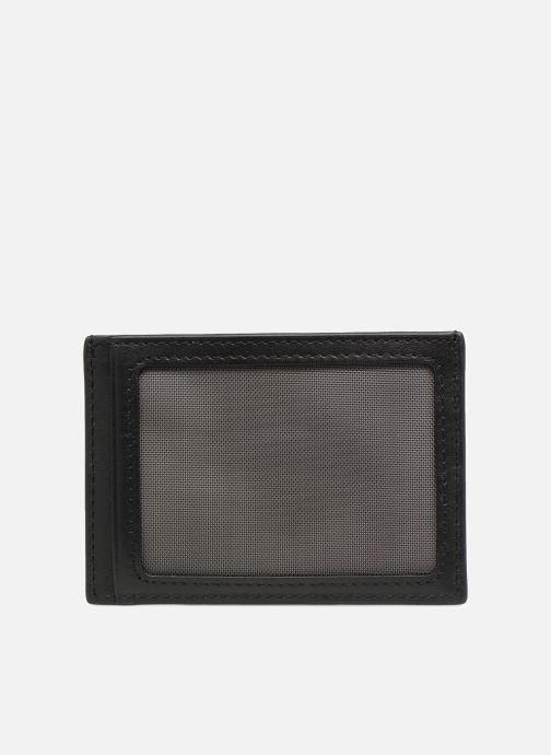Portemonnaies & Clutches Lacoste BILLFOLD COIN schwarz ansicht von rechts