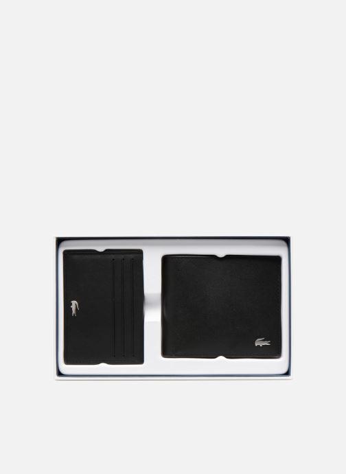Portemonnaies & Clutches Lacoste BILLFOLD COIN schwarz ansicht von links