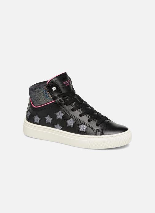 Sneakers Skechers Sidestreet Funk It Out Svart detaljerad bild på paret