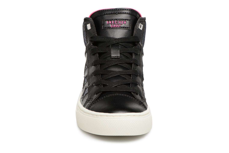 Sneakers Skechers Sidestreet Funk It Out Svart bild av skorna på