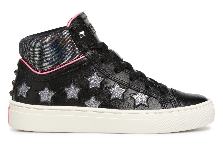 Sneakers Skechers Sidestreet Funk It Out Svart bild från baksidan