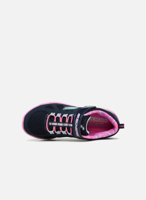 Zapatillas de deporte Skechers Skech Appeal 2.0 Simplistic Azul vista lateral izquierda