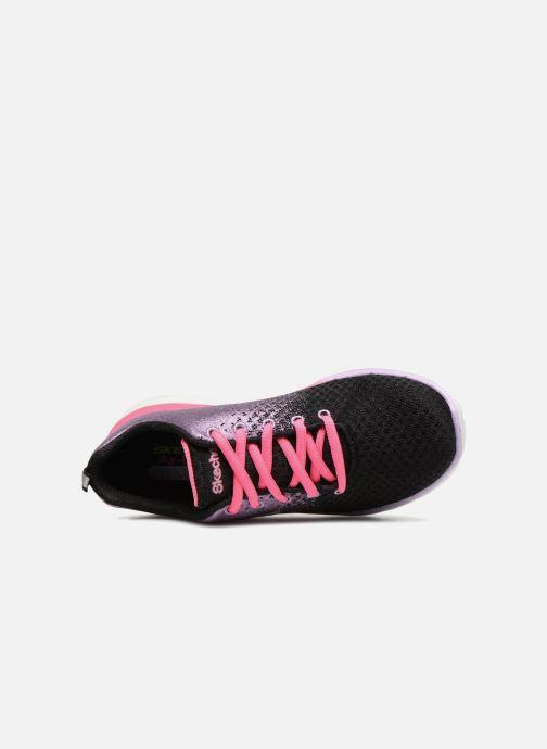 Sportschoenen Skechers Skech Appeal 2.0 Get Em Glitter Zwart links