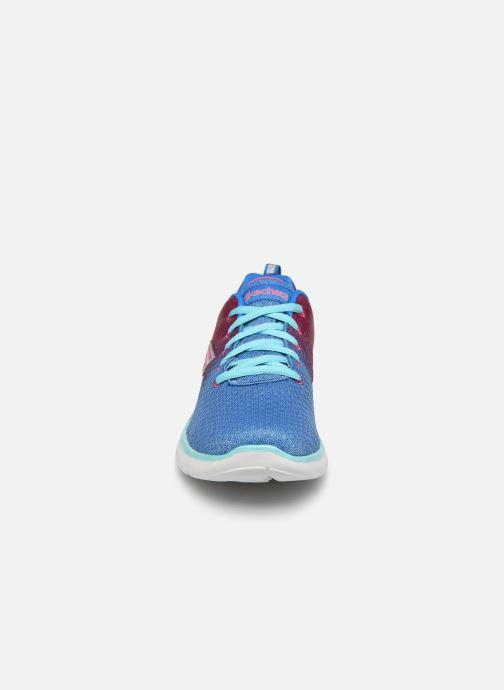 Sport shoes Skechers Skech Appeal 2.0 Get Em Glitter Blue model view