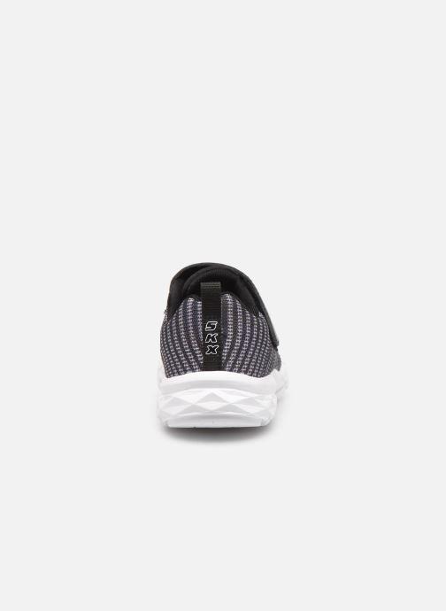 Baskets Skechers Eclipsor Noir vue droite