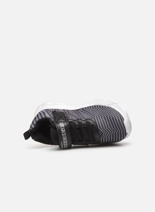 Baskets Skechers Eclipsor Noir vue gauche