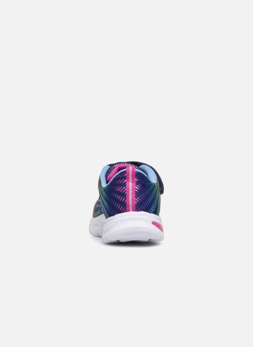 Deportivas Skechers Litebeams Gleam N'Dream Multicolor vista lateral derecha
