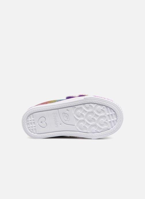 Skechers Shuffle Lite Sparkle Pals (Multicolor) Deportivas