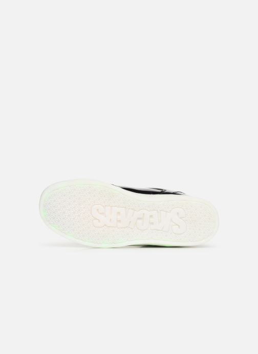Trainers Skechers Energy Lights Eliptic Blue view from above