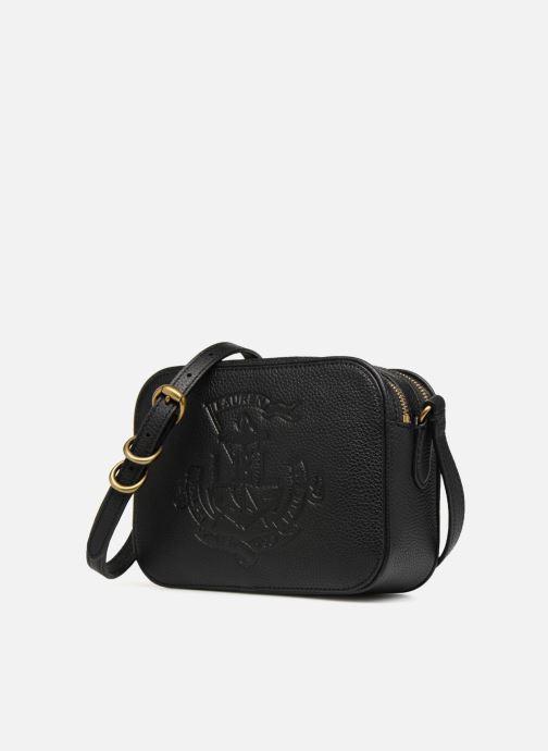 Handtassen Lauren Ralph Lauren Huntley Camera Bag Zwart model