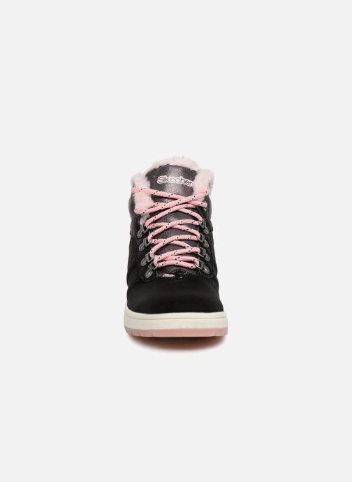 Stiefeletten & Boots Skechers Street Cleat 2.0 Trickstar schwarz schuhe getragen