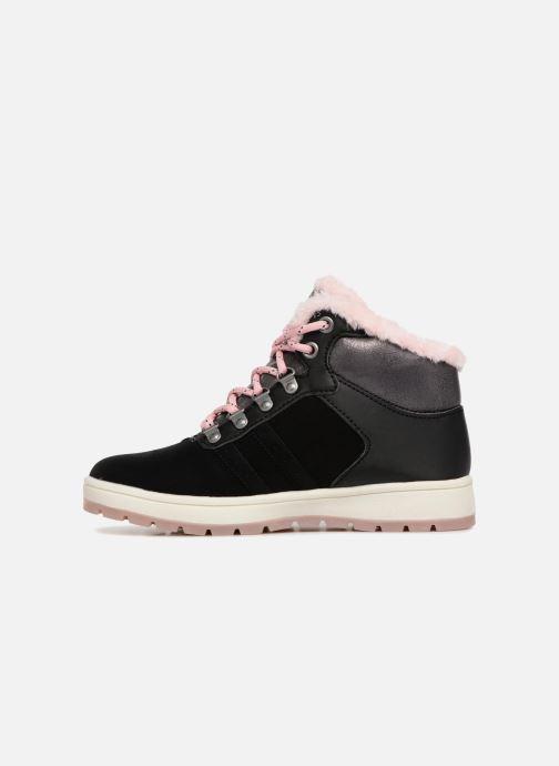 Boots en enkellaarsjes Skechers Street Cleat 2.0 Trickstar Zwart voorkant