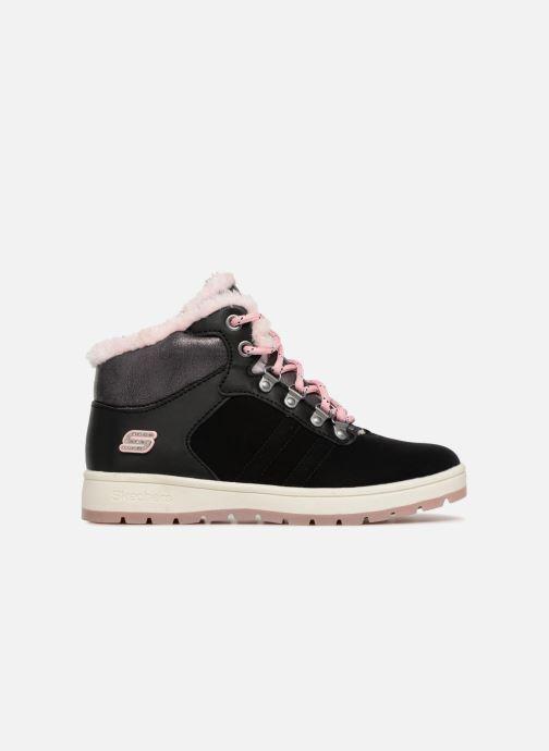 Stiefeletten & Boots Skechers Street Cleat 2.0 Trickstar schwarz ansicht von hinten