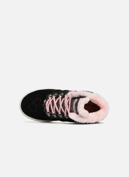 Boots en enkellaarsjes Skechers Street Cleat 2.0 Trickstar Zwart links