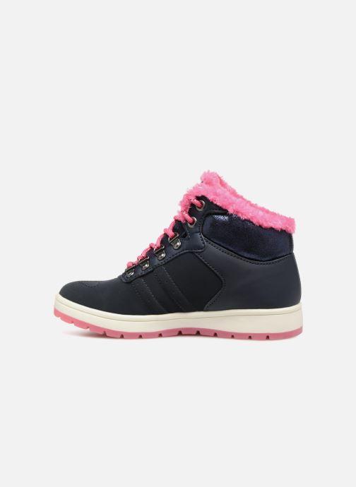 Bottines et boots Skechers Street Cleat 2.0 Trickstar Bleu vue face