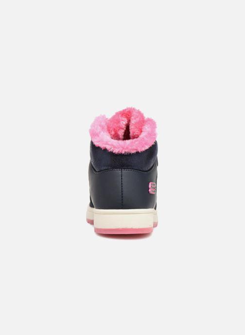 Bottines et boots Skechers Street Cleat 2.0 Trickstar Bleu vue droite