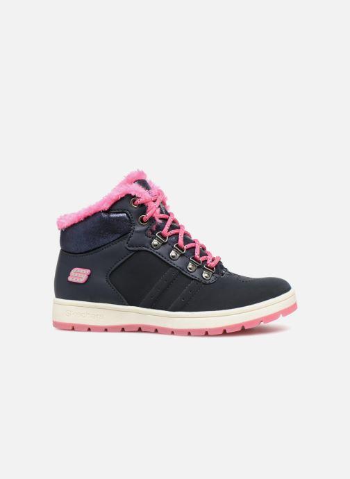 Bottines et boots Skechers Street Cleat 2.0 Trickstar Bleu vue derrière