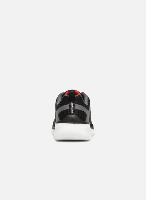 Sportschuhe Skechers Equalizer 3.0 schwarz ansicht von rechts