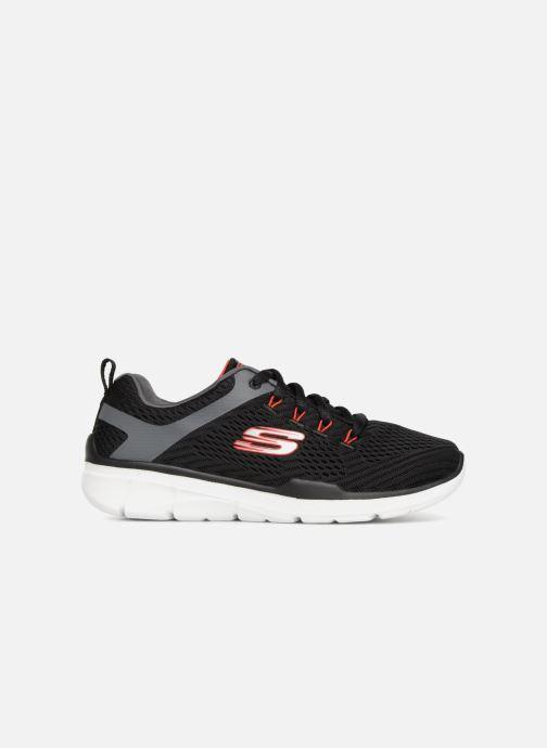 Sport shoes Skechers Equalizer 3.0 Black back view