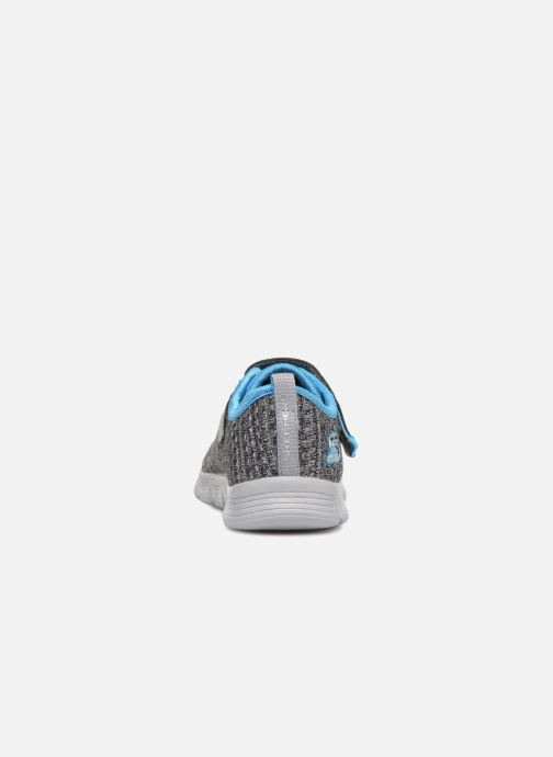 Trainers Skechers Comfy Flex Easy Pace Grey view from the right