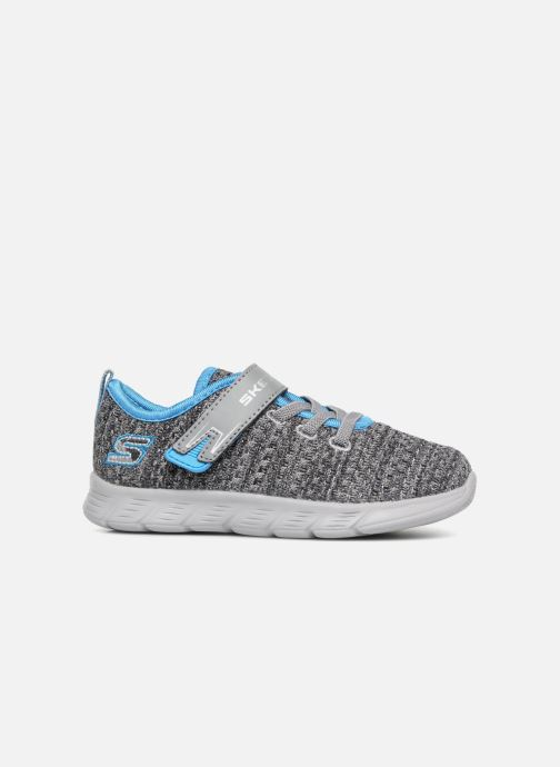 Trainers Skechers Comfy Flex Easy Pace Grey back view