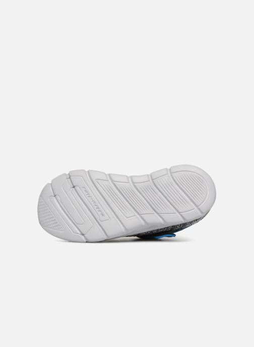 Trainers Skechers Comfy Flex Easy Pace Grey view from above