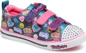Baskets Enfant Sparkle Glitz Pretty Pop