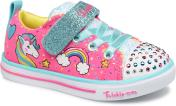 Baskets Enfant Sparkle Lite Unicorn Craze