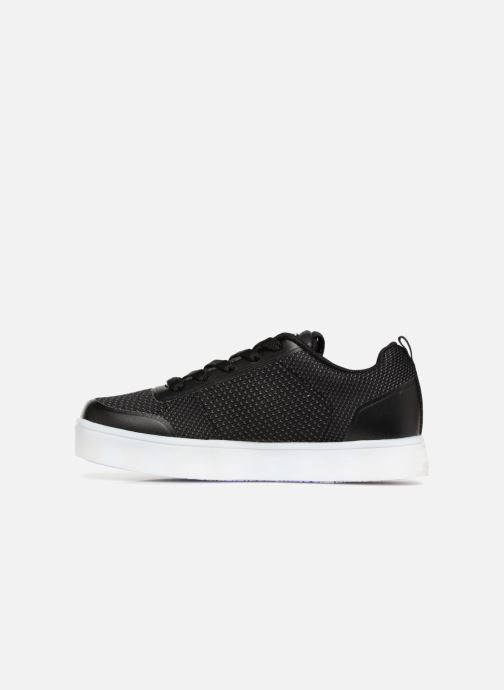 Trainers Skechers Energy Lights Circulux Black front view