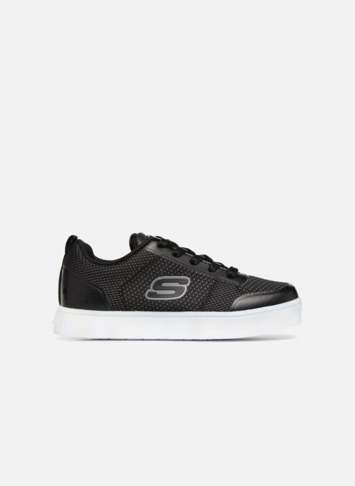 Trainers Skechers Energy Lights Circulux Black back view