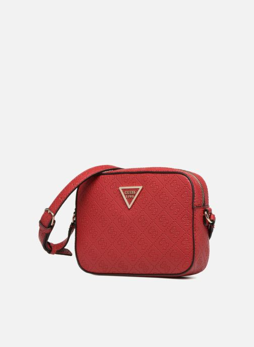 Handtassen Guess KAMRYN CROSSBODY TOP ZIP Rood model