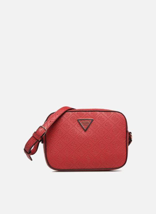 Handtassen Guess KAMRYN CROSSBODY TOP ZIP Rood detail