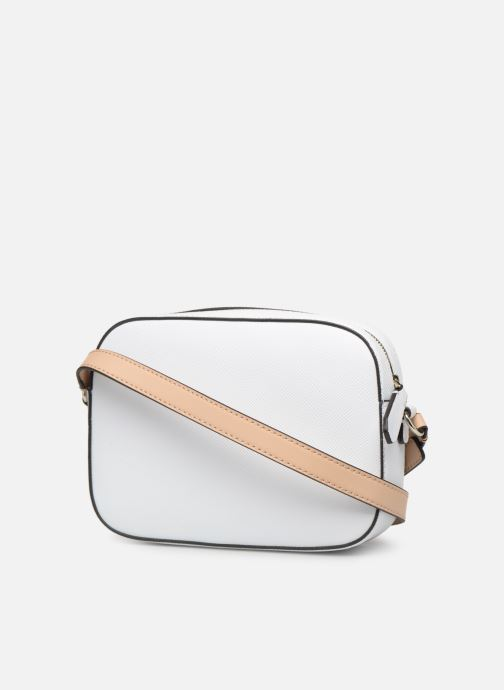 Sacs à main Guess KAMRYN CROSSBODY TOP ZIP Blanc vue droite
