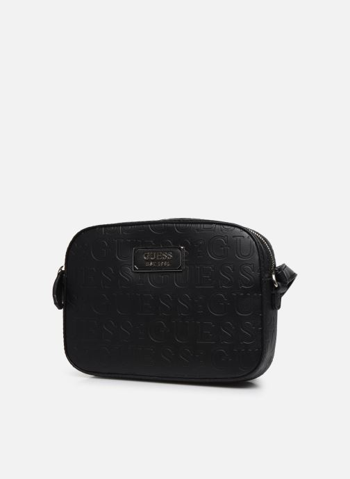 Handtassen Guess KAMRYN CROSSBODY TOP ZIP Zwart model