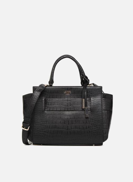 Guess MORITZ SATCHEL Handbags in Black at Sarenza.eu (341561)