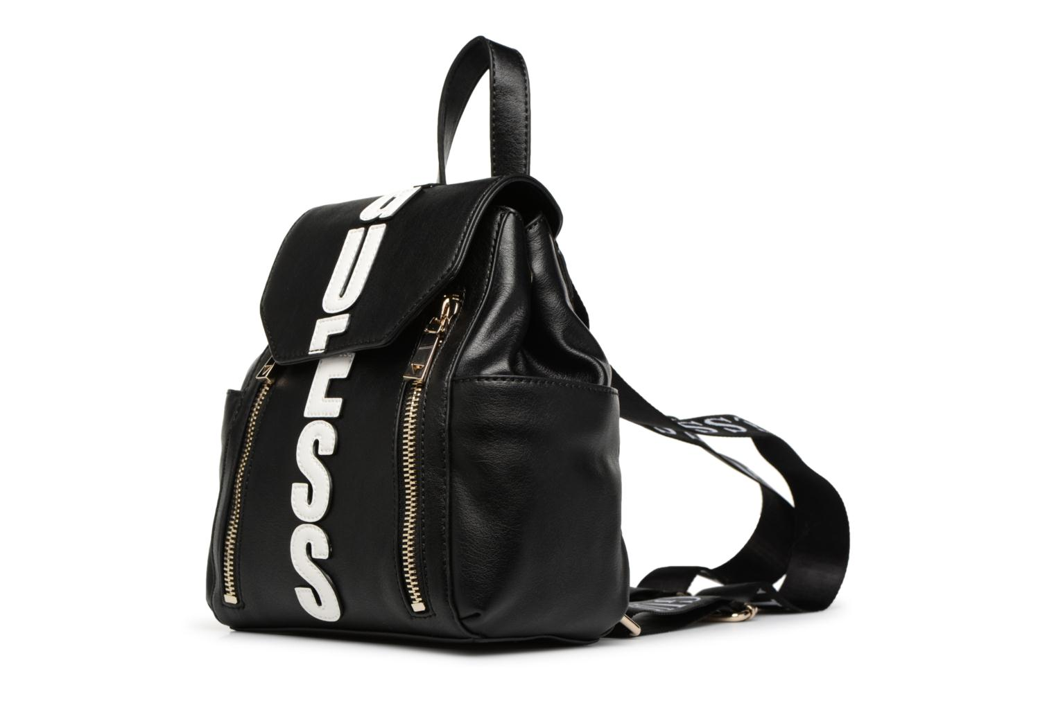 Urban Black Small Backpack Guess Sport 8wvmONn0