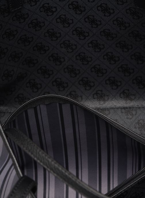 Handtassen Guess VICKY TOTE Zwart achterkant